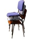 Cadeiras Empilháveis Fixas