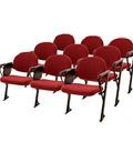 Poltrona auditório assento rebatível